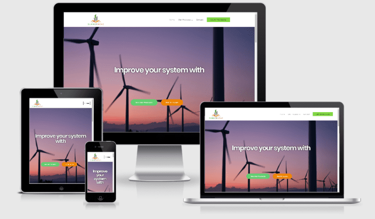 Energy Saving Web Design
