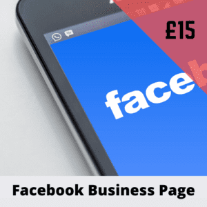 Facebook business page Swansea